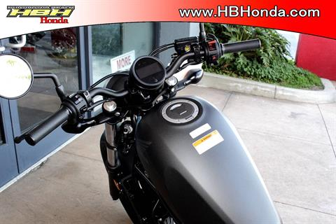 2019 Honda Rebel 300 ABS in Huntington Beach, California - Photo 5