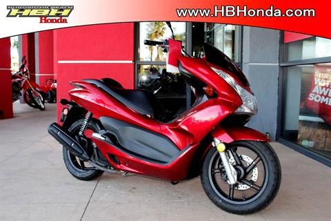 2013 Honda PCX150 in Huntington Beach, California