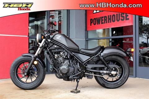 2019 Honda Rebel 500 ABS in Huntington Beach, California