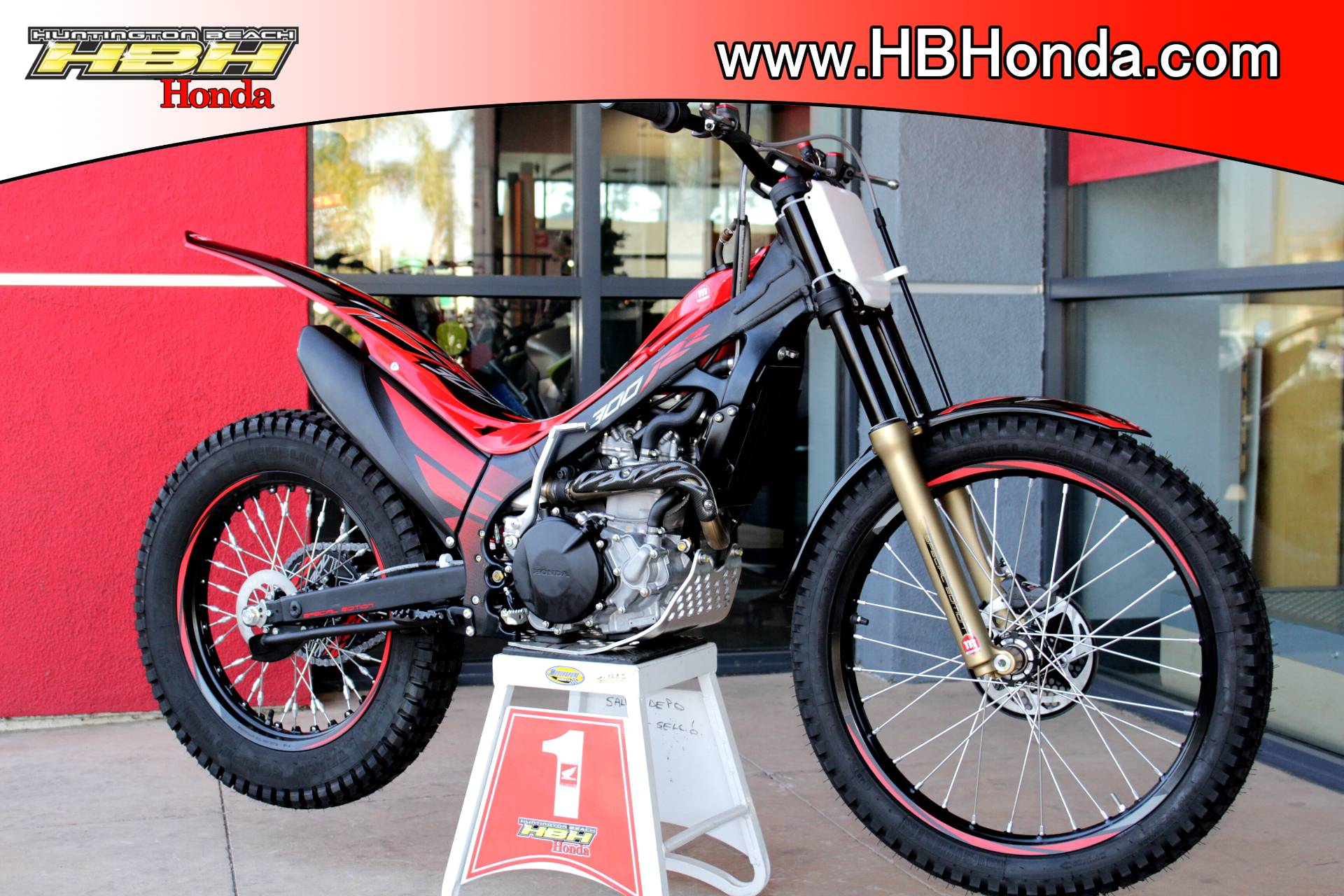 2017 Honda Montesa Cota 300RR (MRT300H) in Huntington Beach, California - Photo 1