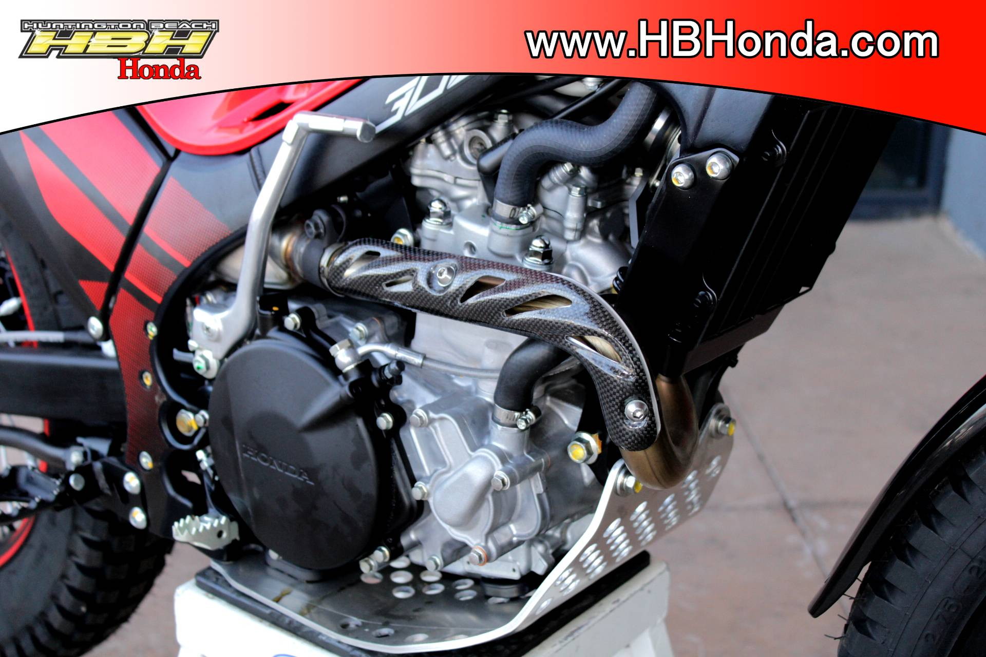 2017 Honda Montesa Cota 300RR (MRT300H) in Huntington Beach, California - Photo 4