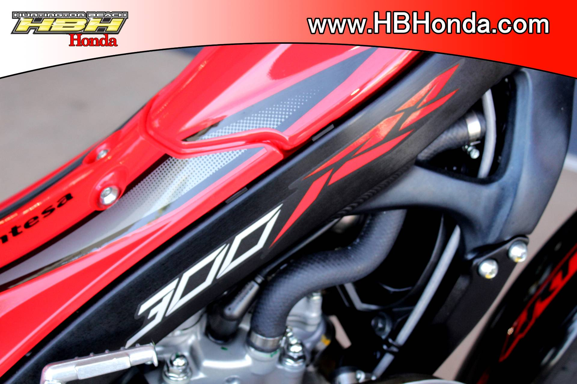 2017 Honda Montesa Cota 300RR (MRT300H) in Huntington Beach, California - Photo 7