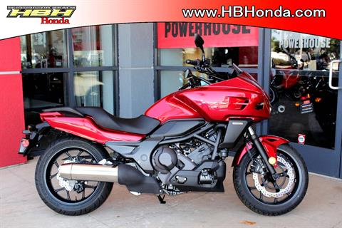 2018 Honda CTX700 DCT in Huntington Beach, California - Photo 1