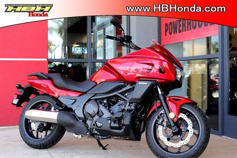 2018 Honda CTX700 DCT in Huntington Beach, California - Photo 2