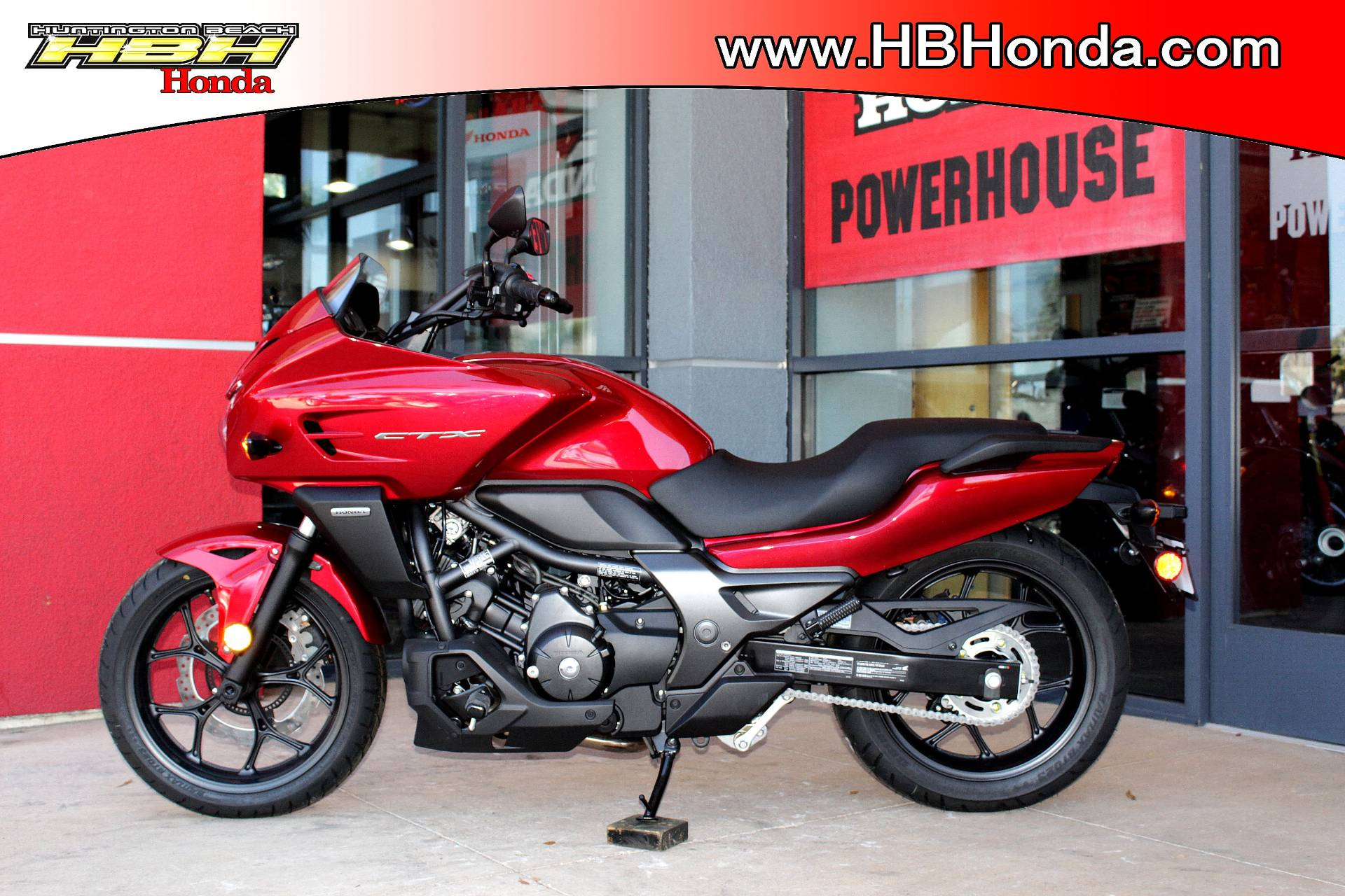 2018 Honda CTX700 DCT in Huntington Beach, California - Photo 5