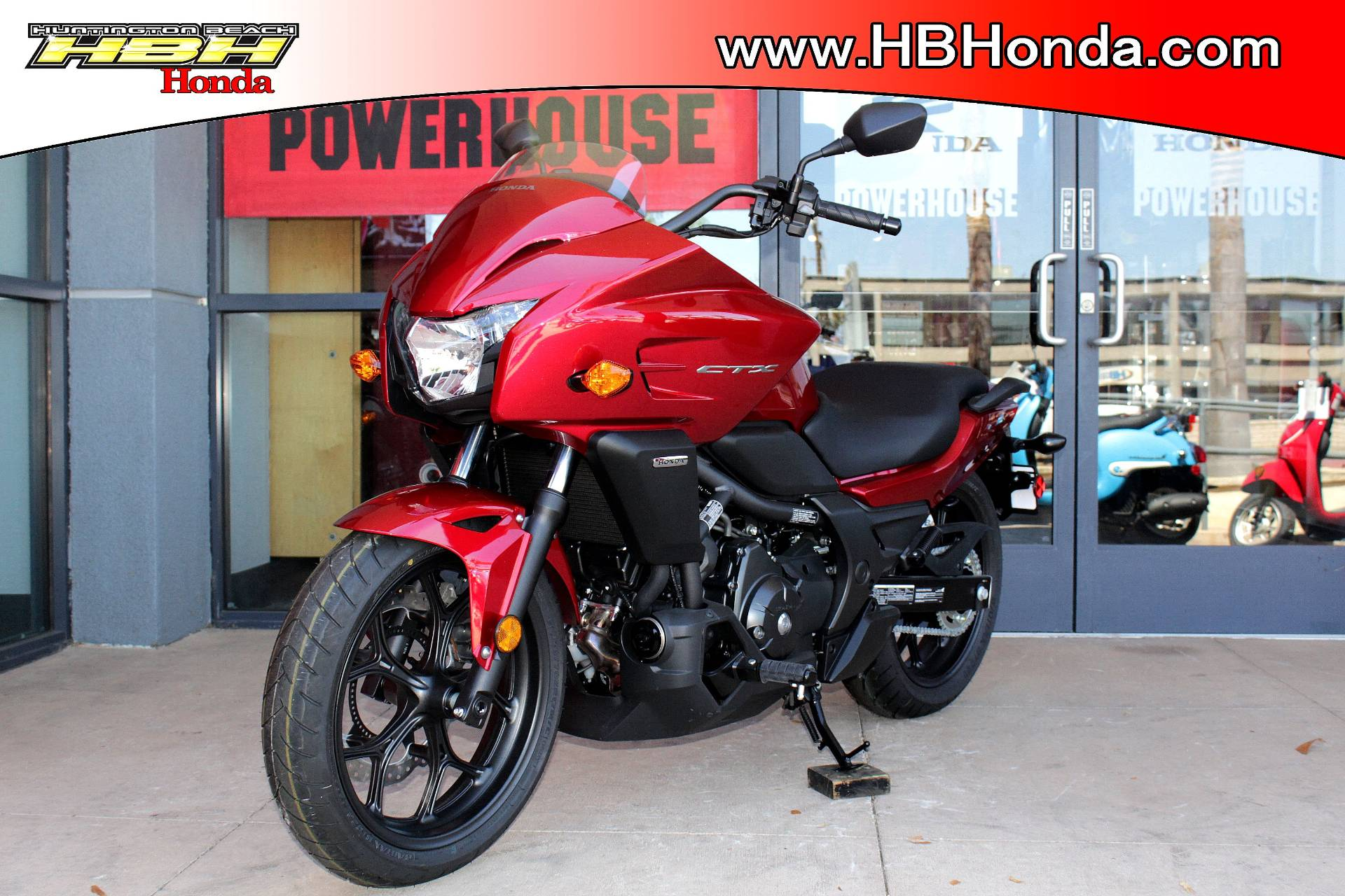 2018 Honda CTX700 DCT in Huntington Beach, California - Photo 7
