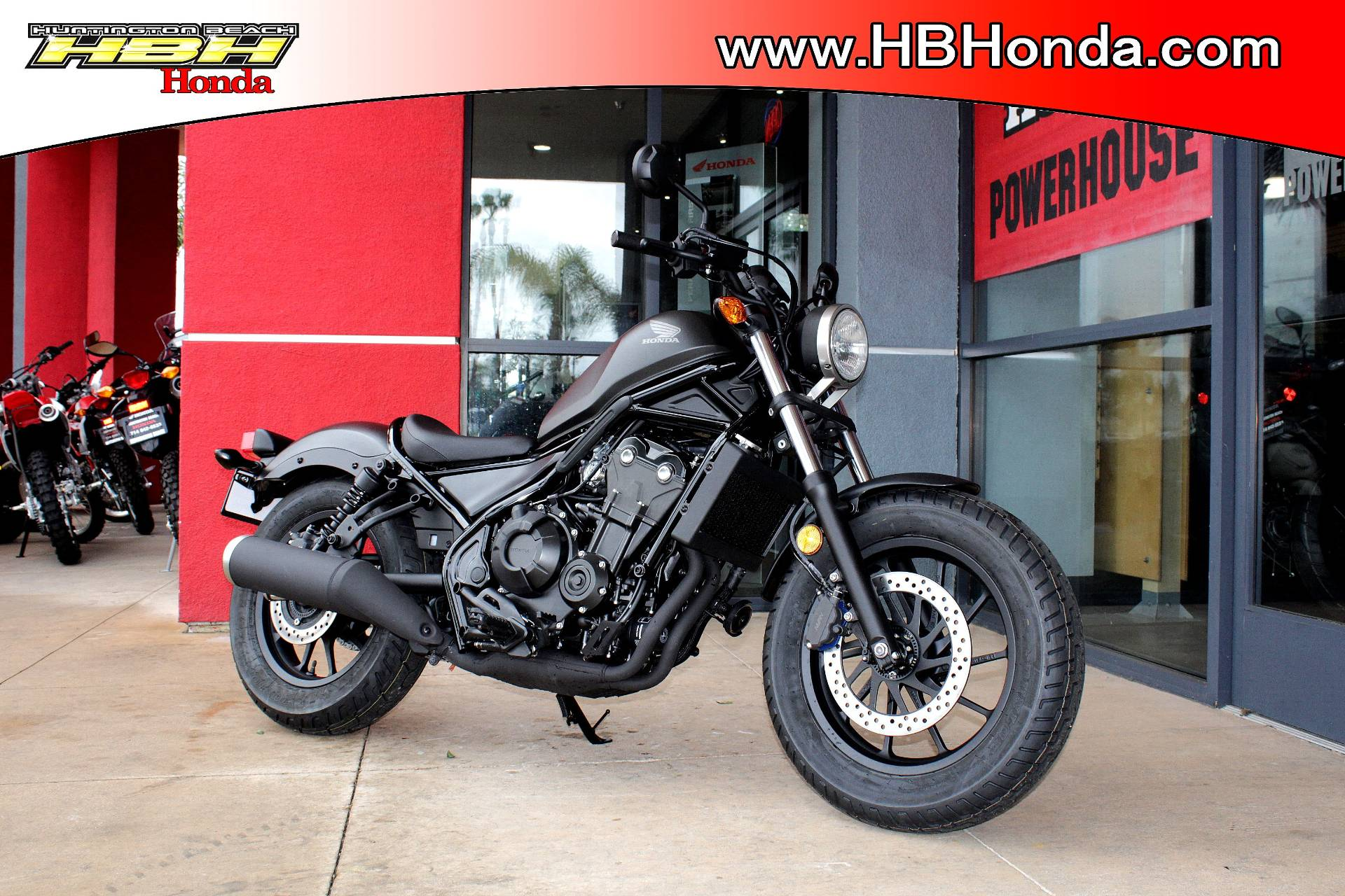 2019 Honda Rebel 500 in Huntington Beach, California - Photo 6