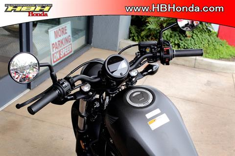 2019 Honda Rebel 500 in Huntington Beach, California - Photo 9