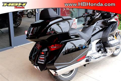 2019 Honda Gold Wing Tour Automatic DCT in Huntington Beach, California - Photo 4