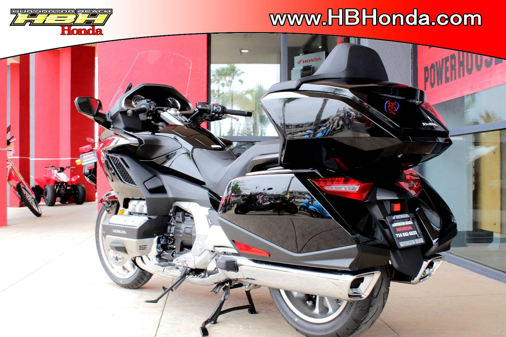 2019 Honda Gold Wing Tour Automatic DCT in Huntington Beach, California - Photo 8