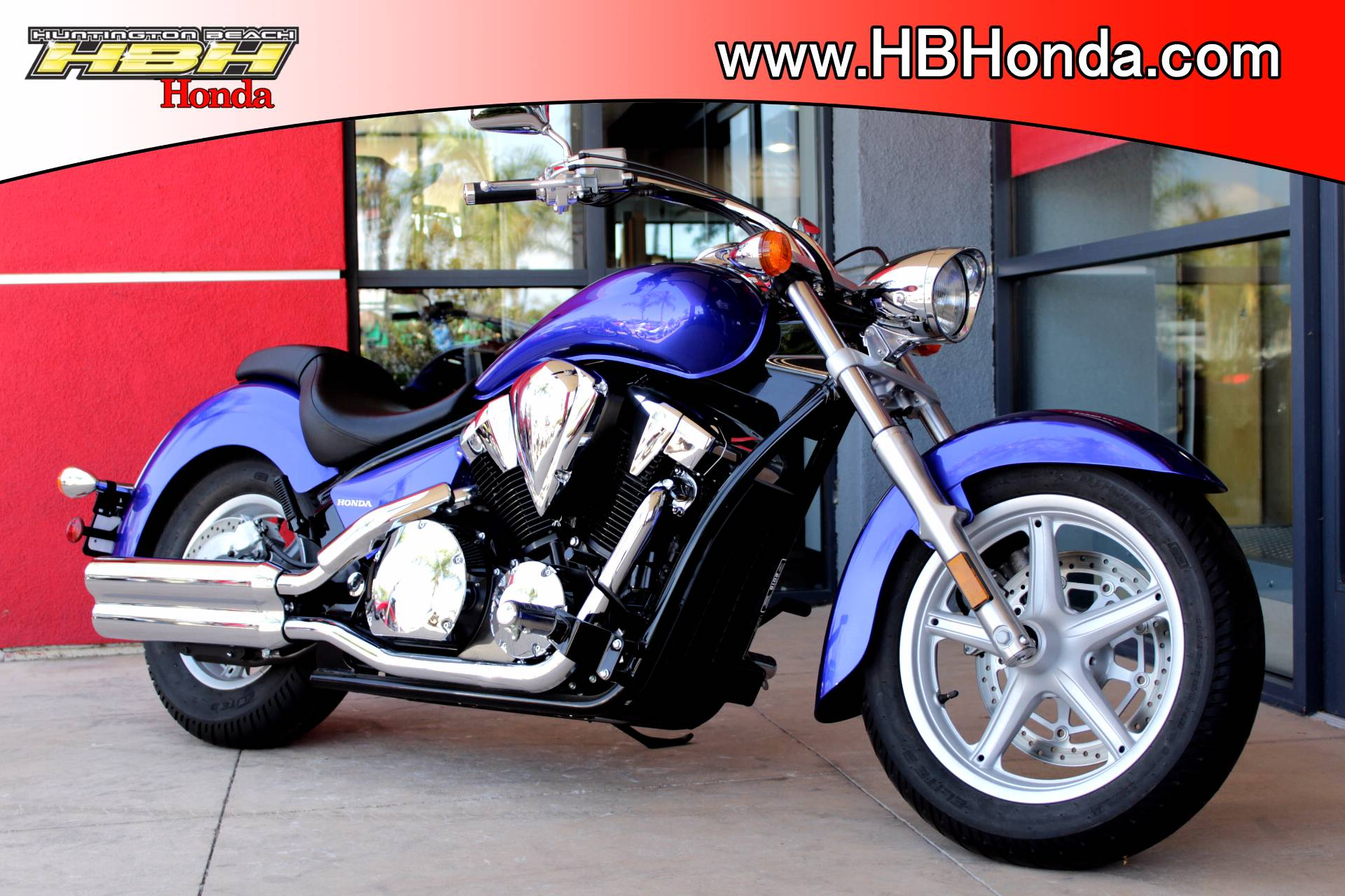 2016 Honda Stateline in Huntington Beach, California