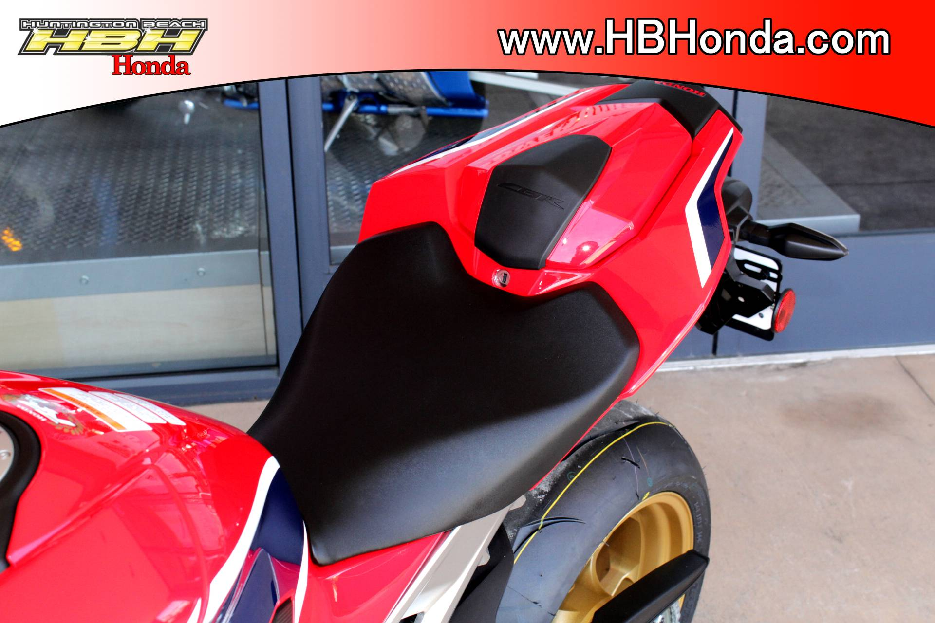 2018 Honda CBR1000RR SP in Huntington Beach, California