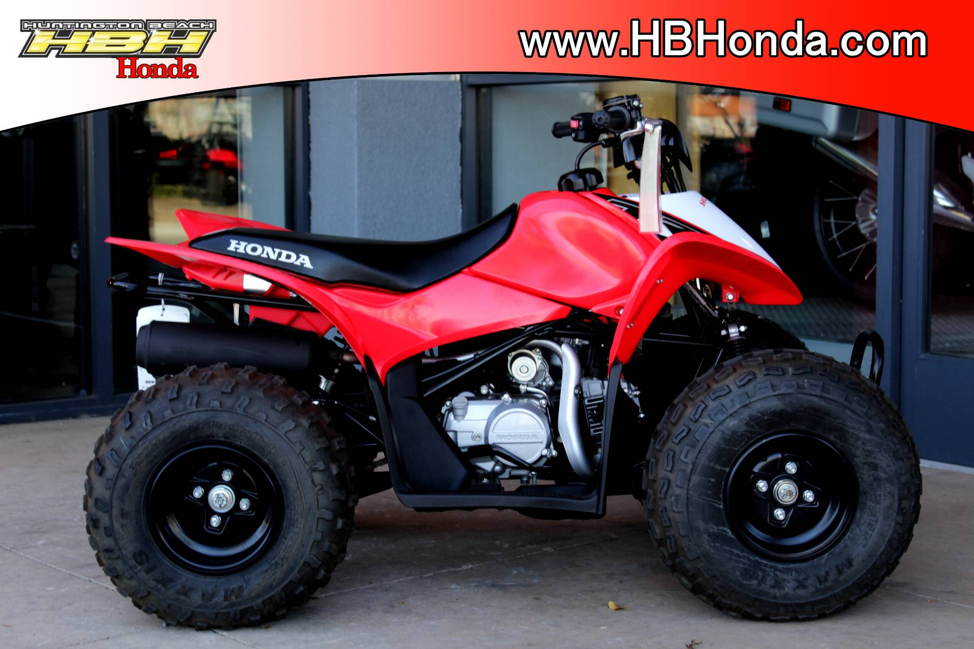 2020 Honda TRX90X in Huntington Beach, California - Photo 1