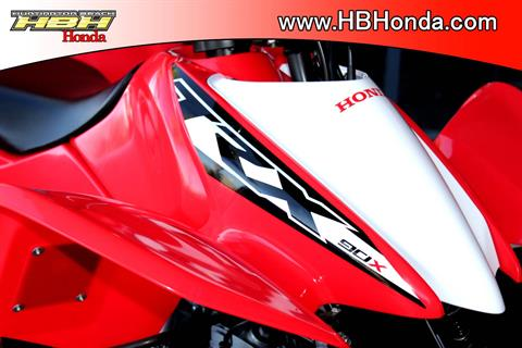 2020 Honda TRX90X in Huntington Beach, California - Photo 3