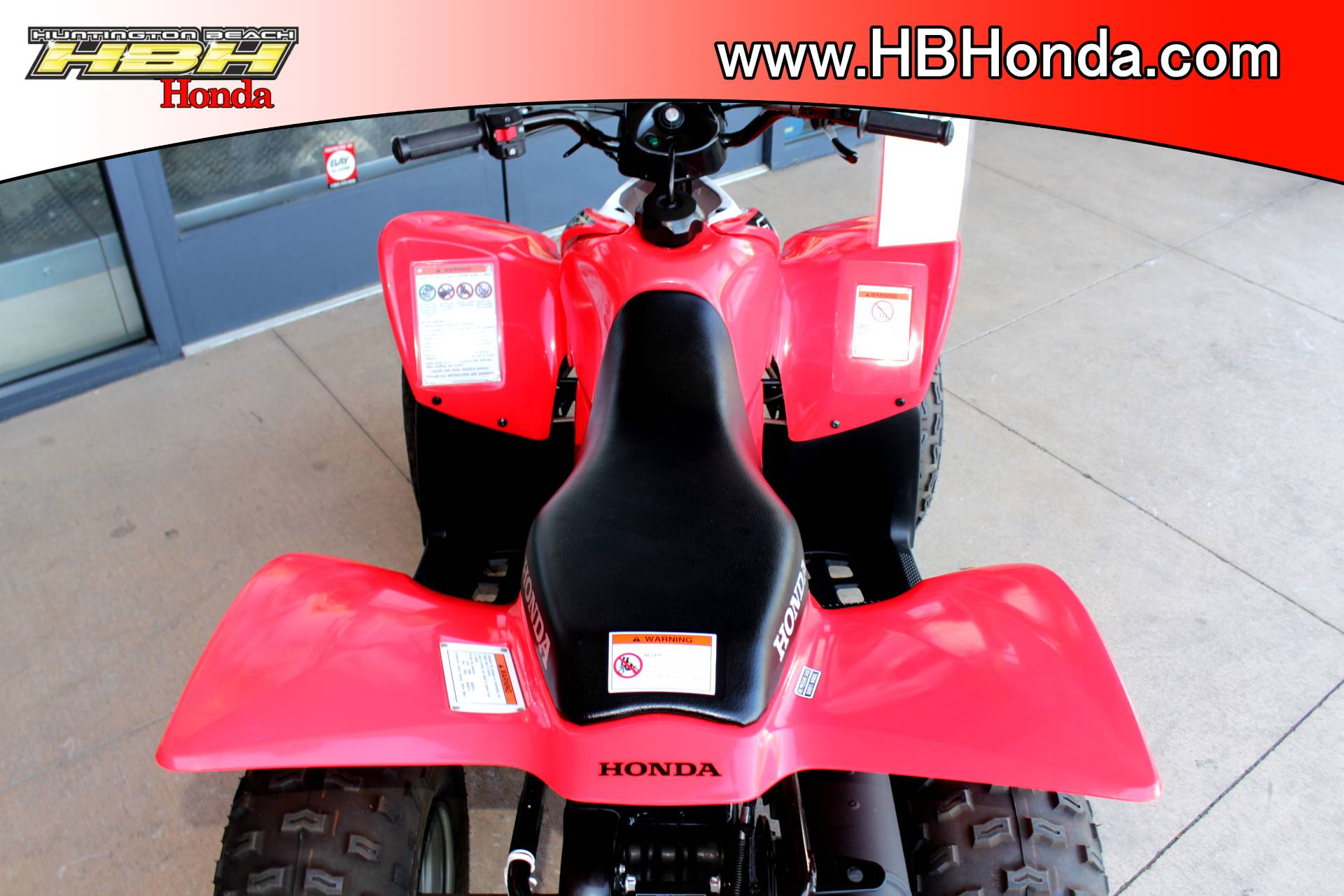2020 Honda TRX90X in Huntington Beach, California - Photo 4