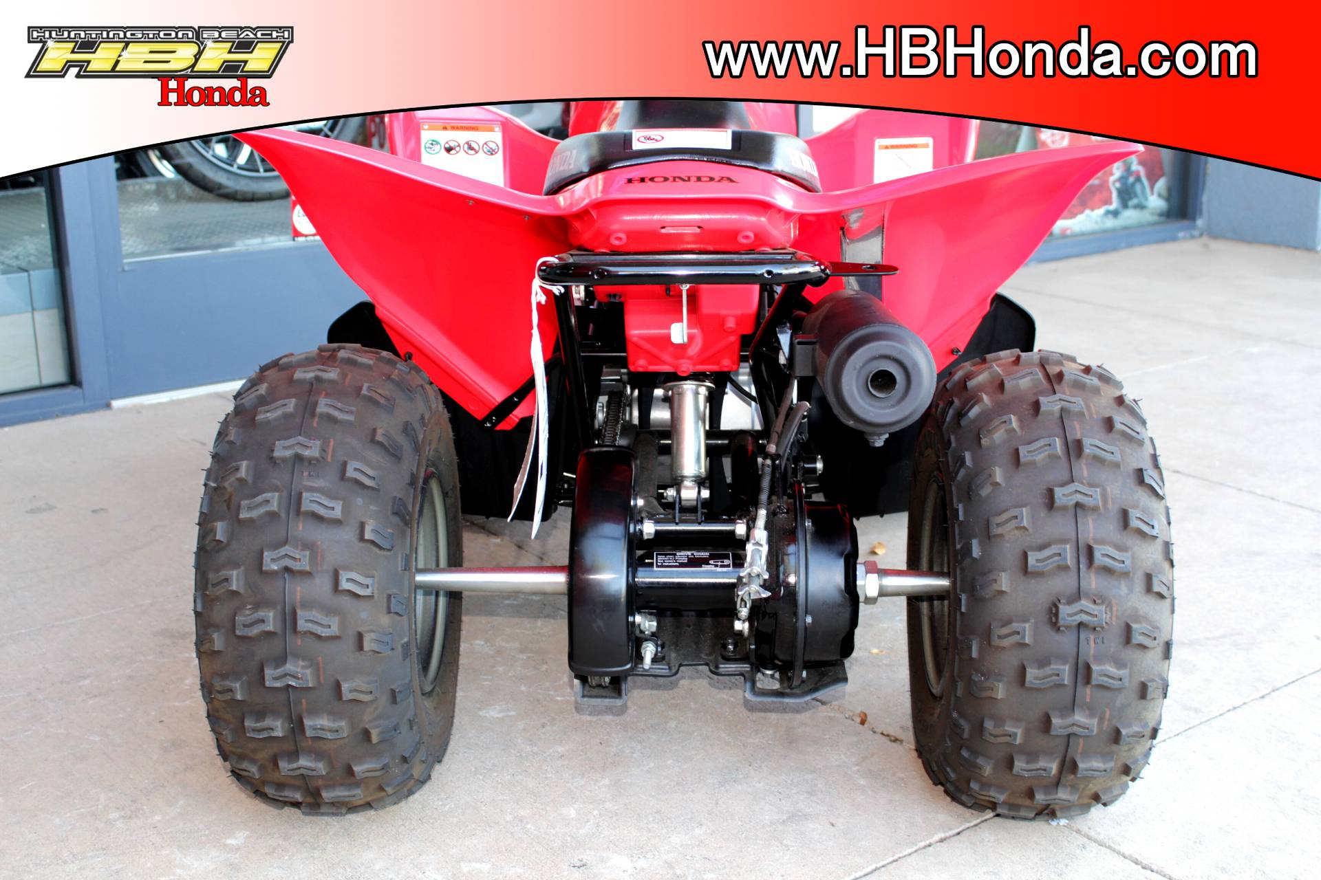 2020 Honda TRX90X in Huntington Beach, California - Photo 6