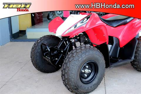 2020 Honda TRX90X in Huntington Beach, California - Photo 8