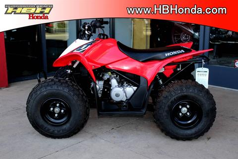 2020 Honda TRX90X in Huntington Beach, California - Photo 9