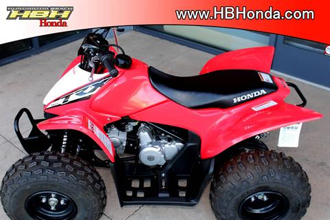 2020 Honda TRX90X in Huntington Beach, California - Photo 10