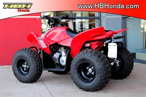 2020 Honda TRX90X in Huntington Beach, California - Photo 11
