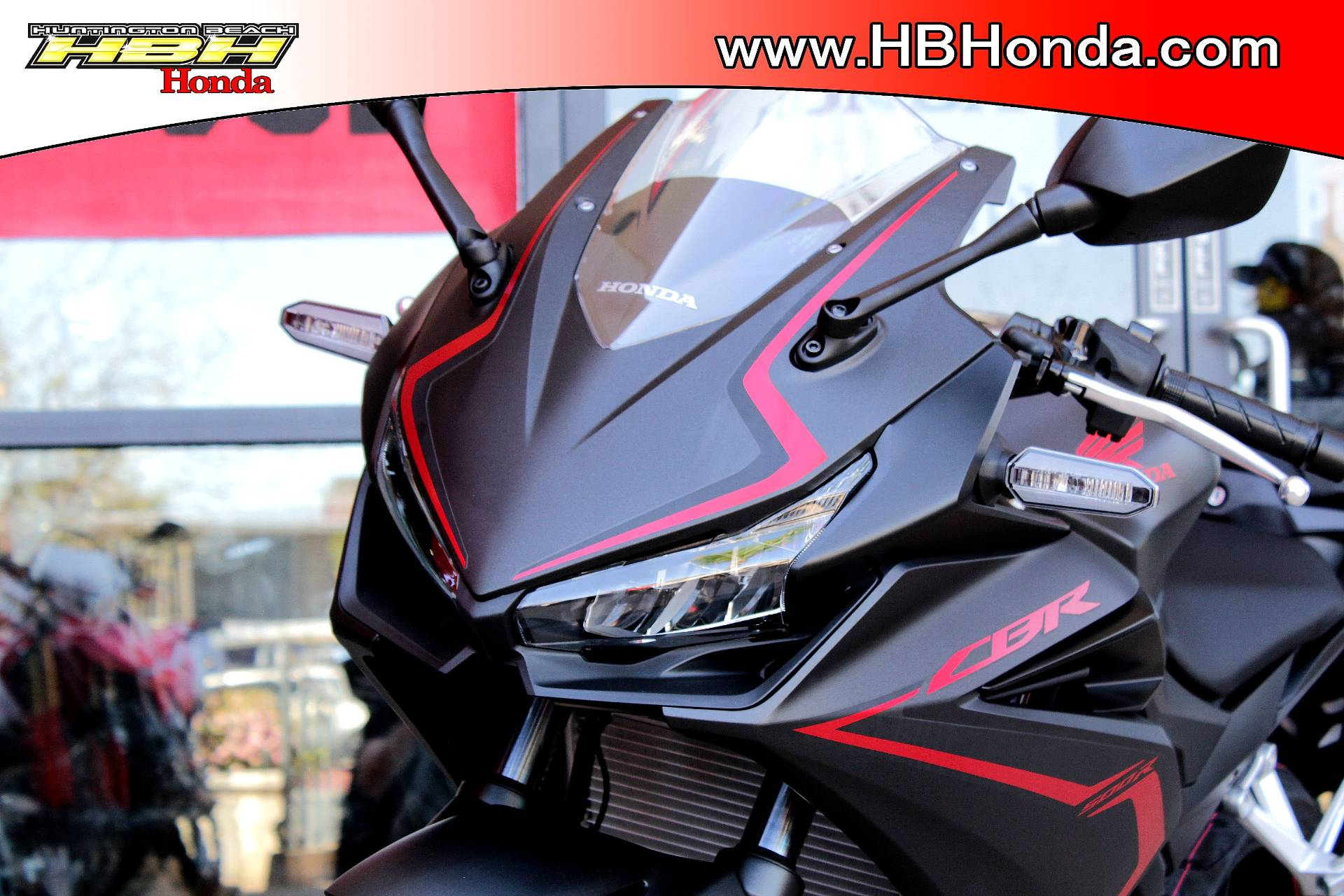 2019 Honda CBR500R ABS in Huntington Beach, California - Photo 9