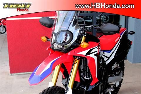 2017 Honda CRF250L Rally ABS in Huntington Beach, California