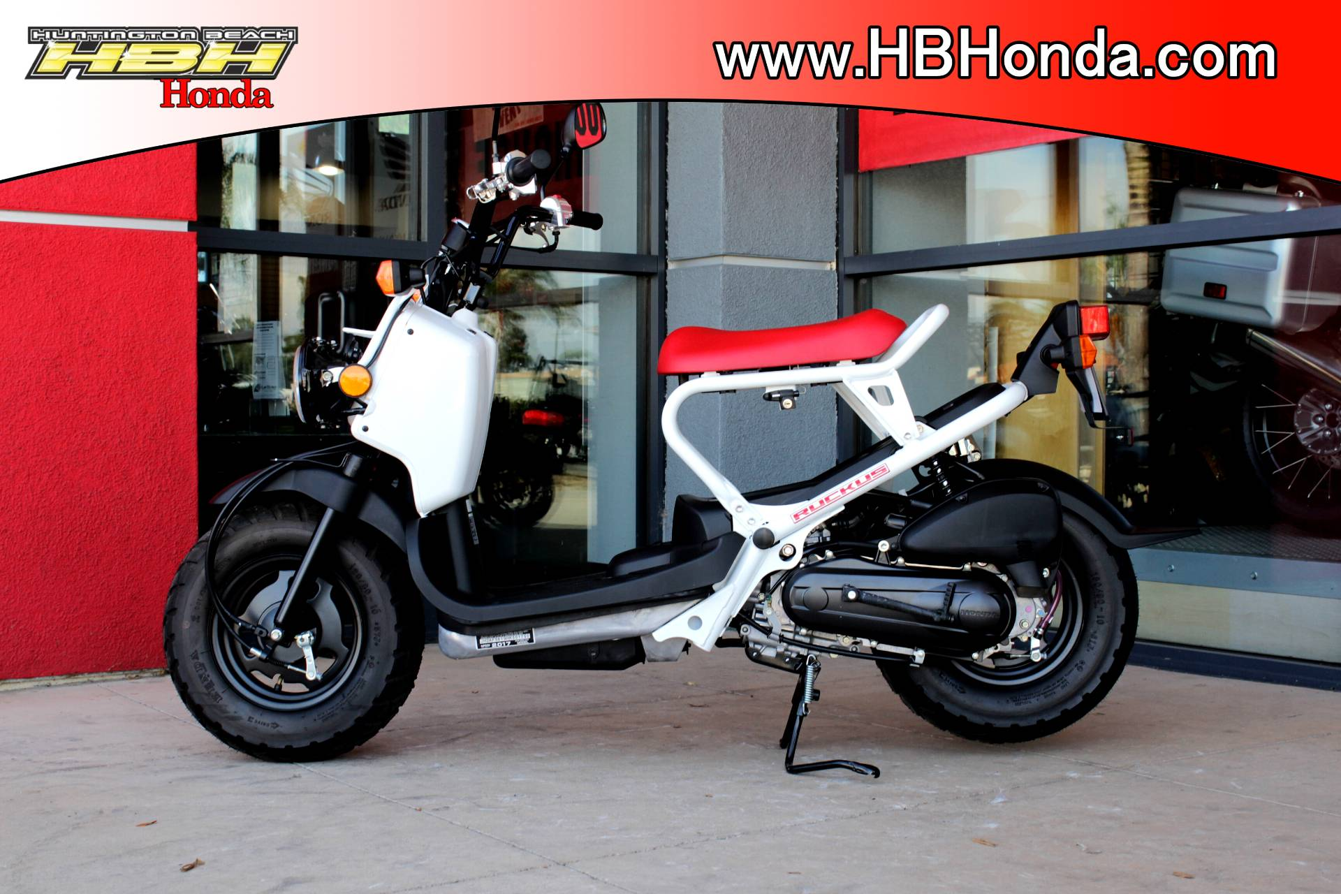 2020 Honda Ruckus in Huntington Beach, California - Photo 1
