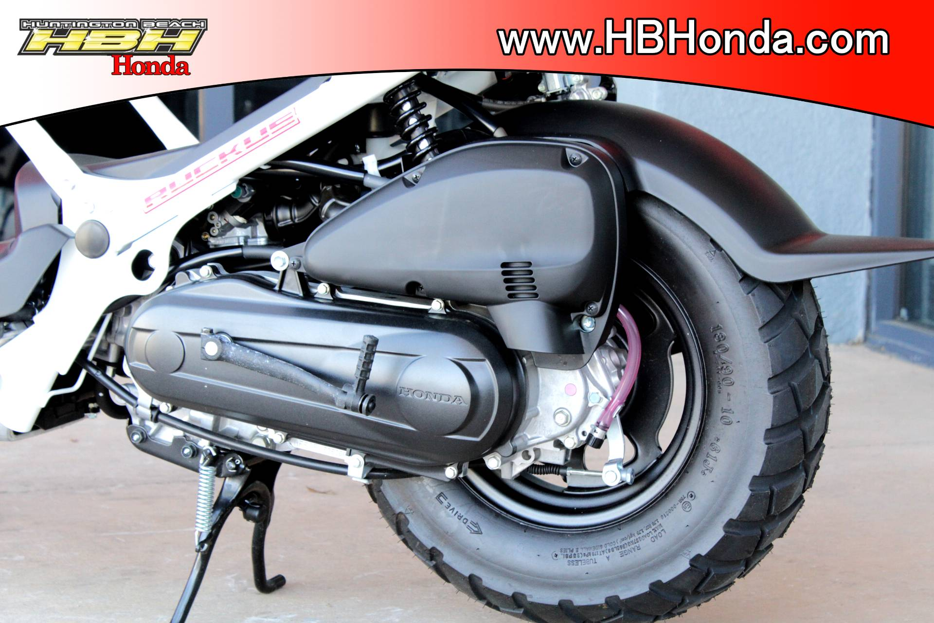 2020 Honda Ruckus in Huntington Beach, California - Photo 3