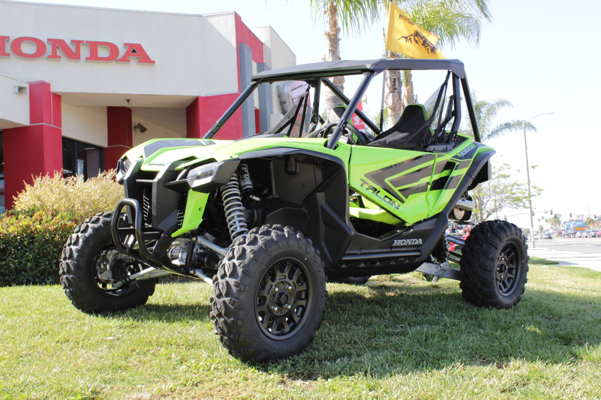 2019 Honda Talon 1000R in Huntington Beach, California - Photo 1