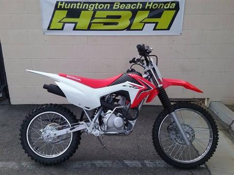 2017 Honda CRF125F (Big Wheel) in Huntington Beach, California