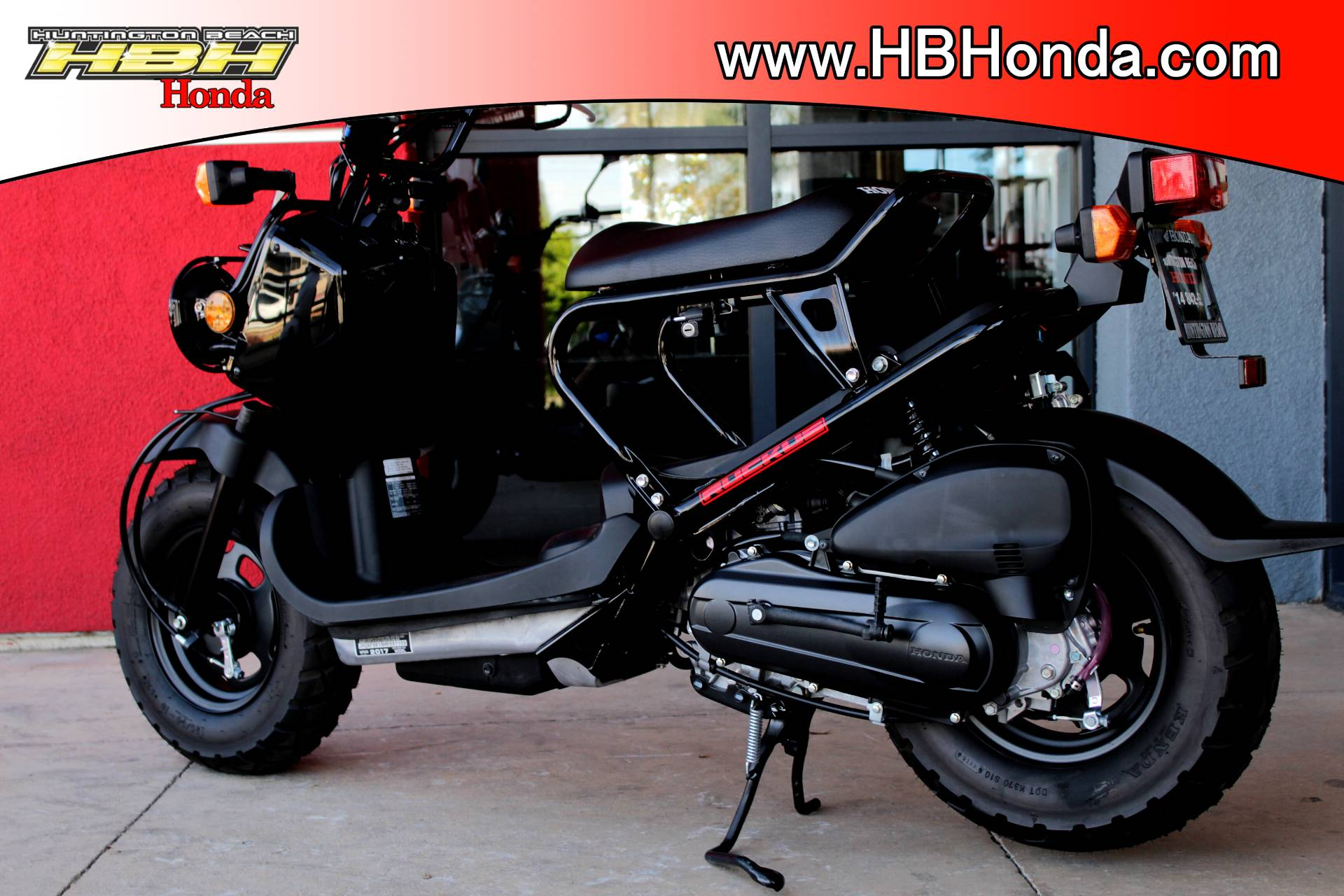 2019 Honda Ruckus in Huntington Beach, California - Photo 6
