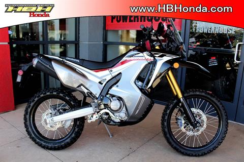 2018 Honda CRF250L Rally ABS in Huntington Beach, California - Photo 1