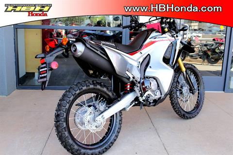 2018 Honda CRF250L Rally ABS in Huntington Beach, California - Photo 4