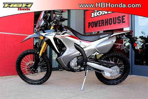 2018 Honda CRF250L Rally ABS in Huntington Beach, California - Photo 7