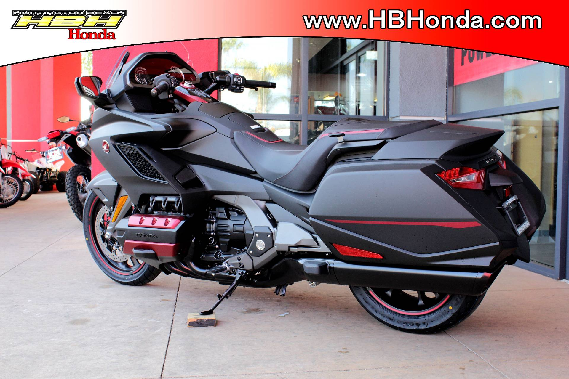 2020 Honda Gold Wing Automatic DCT in Huntington Beach, California - Photo 3