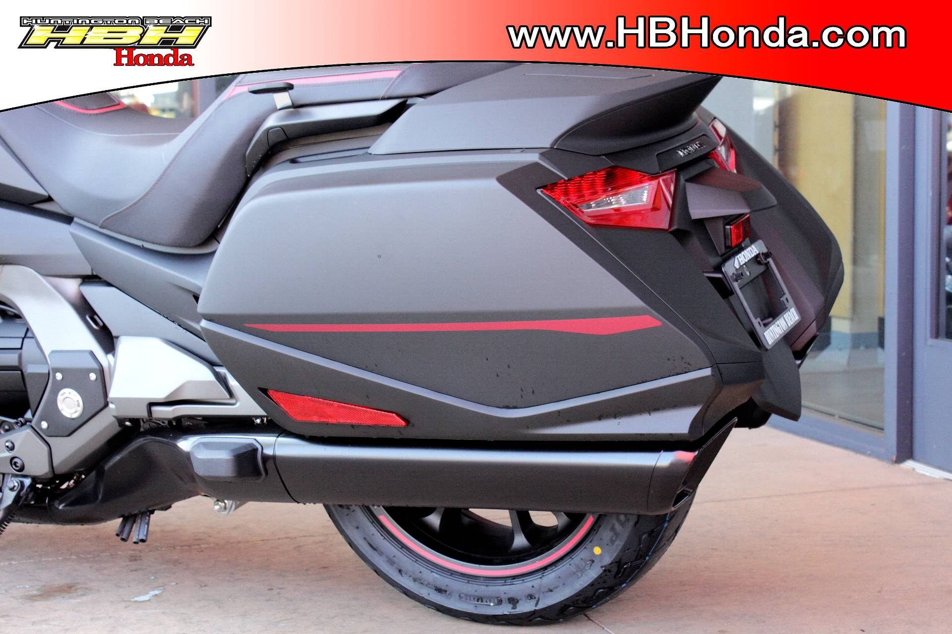 2020 Honda Gold Wing Automatic DCT in Huntington Beach, California - Photo 4