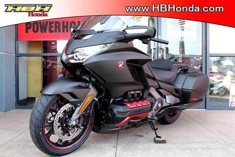2020 Honda Gold Wing Automatic DCT in Huntington Beach, California - Photo 5