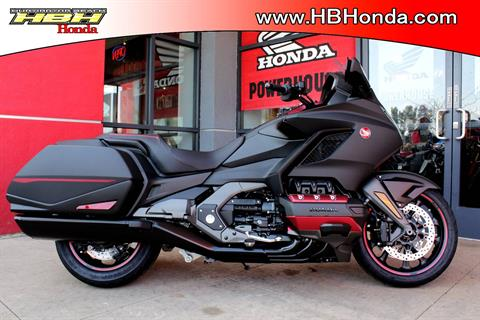 2020 Honda Gold Wing Automatic DCT in Huntington Beach, California - Photo 1
