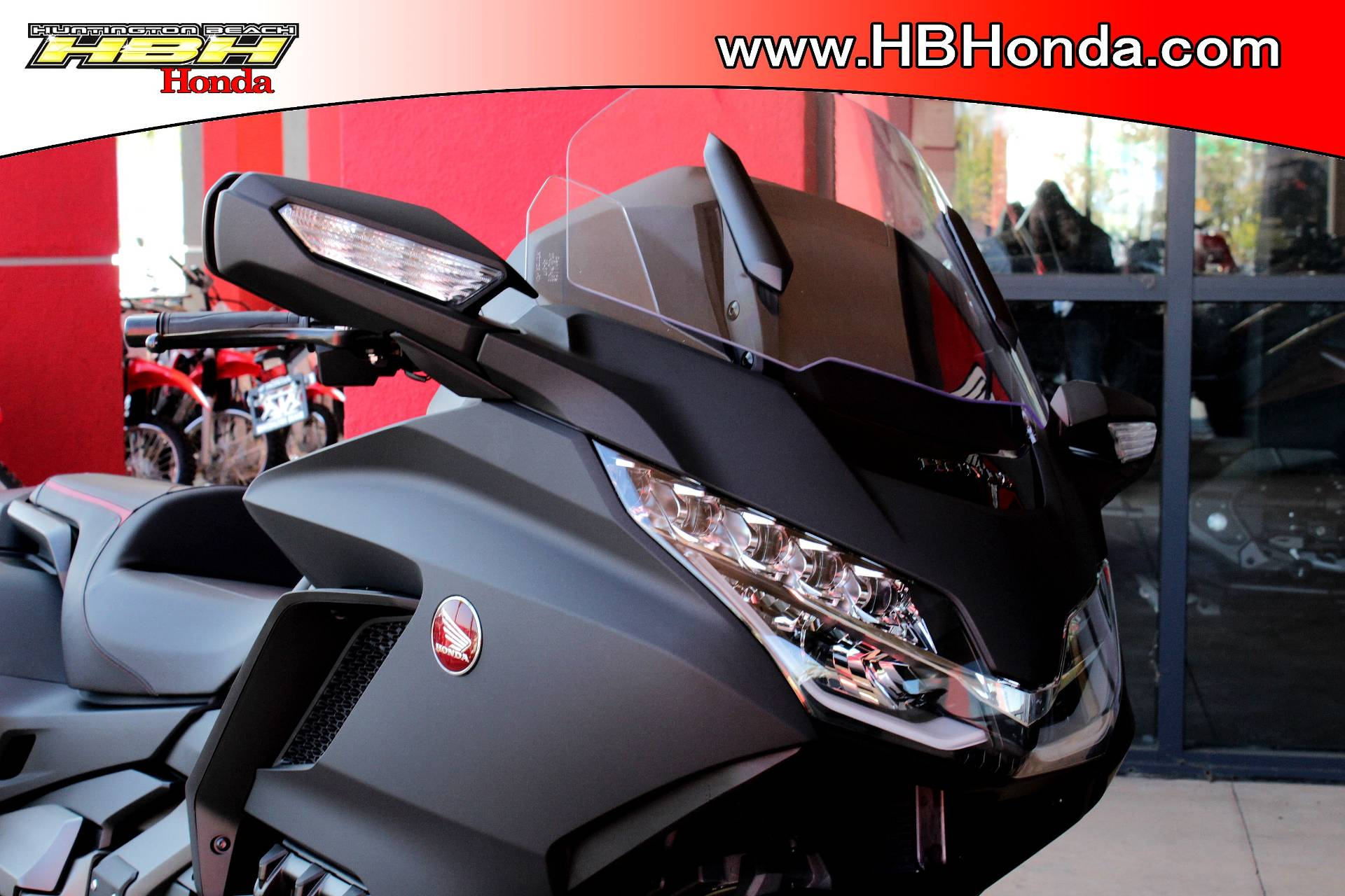 2020 Honda Gold Wing Automatic DCT in Huntington Beach, California - Photo 10