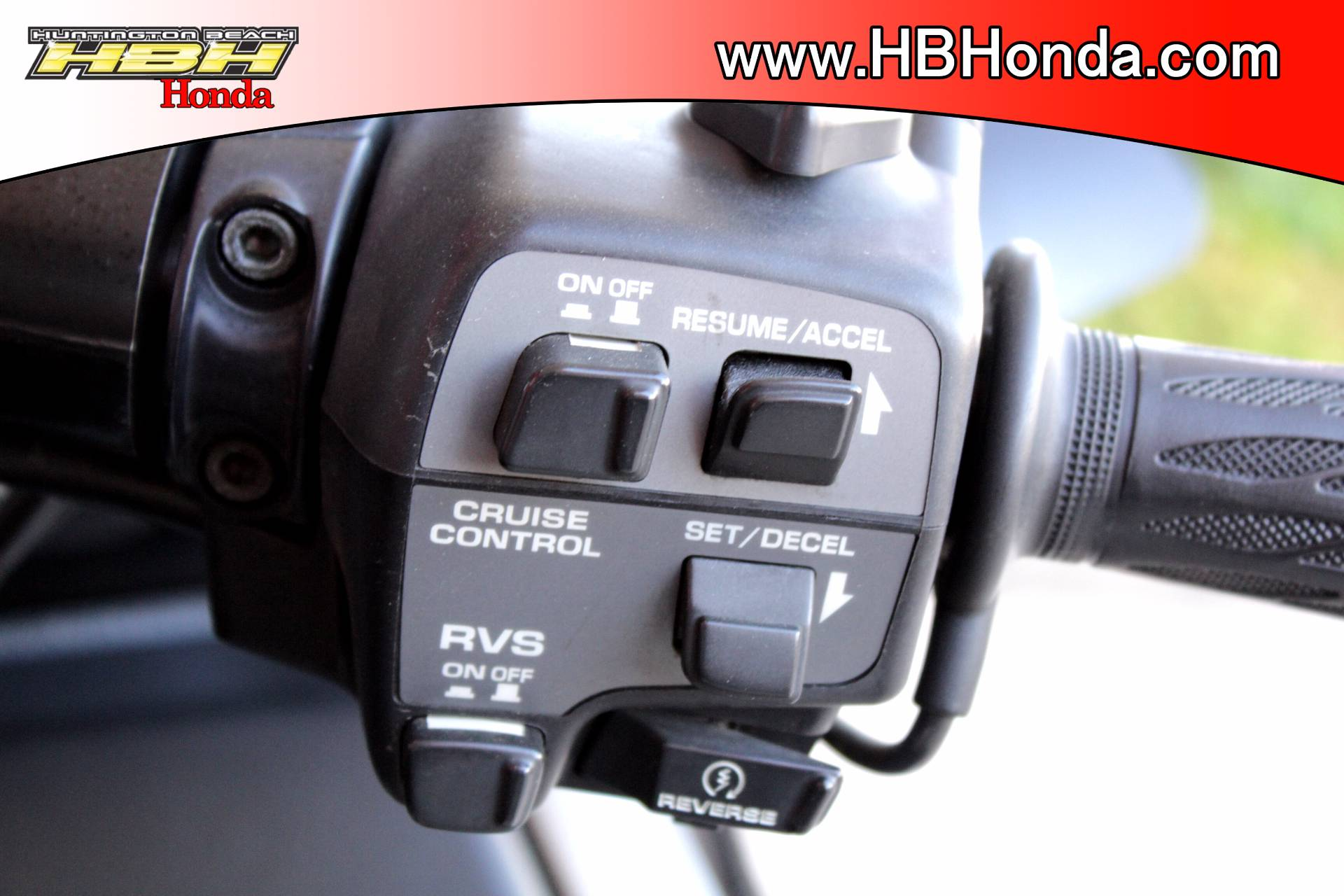 2006 Honda Gold Wing® Airbag in Huntington Beach, California