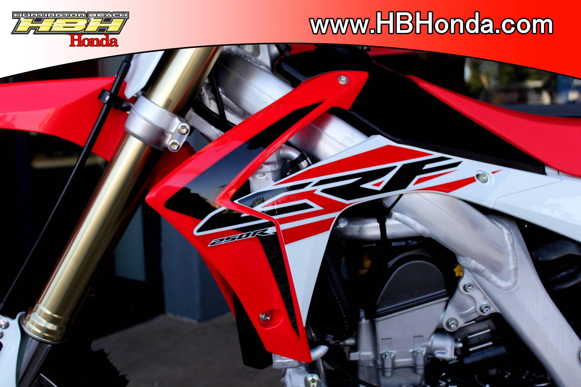 2017 Honda CRF250R in Huntington Beach, California