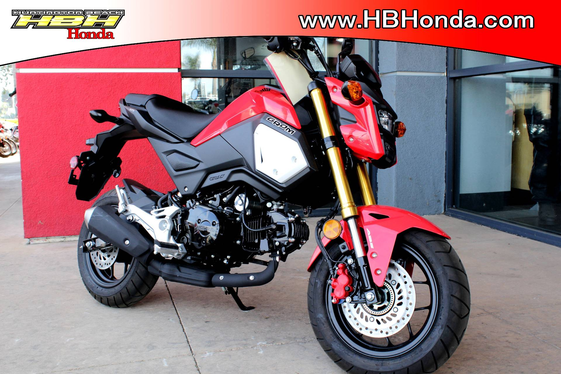 2019 Honda Grom in Huntington Beach, California - Photo 2