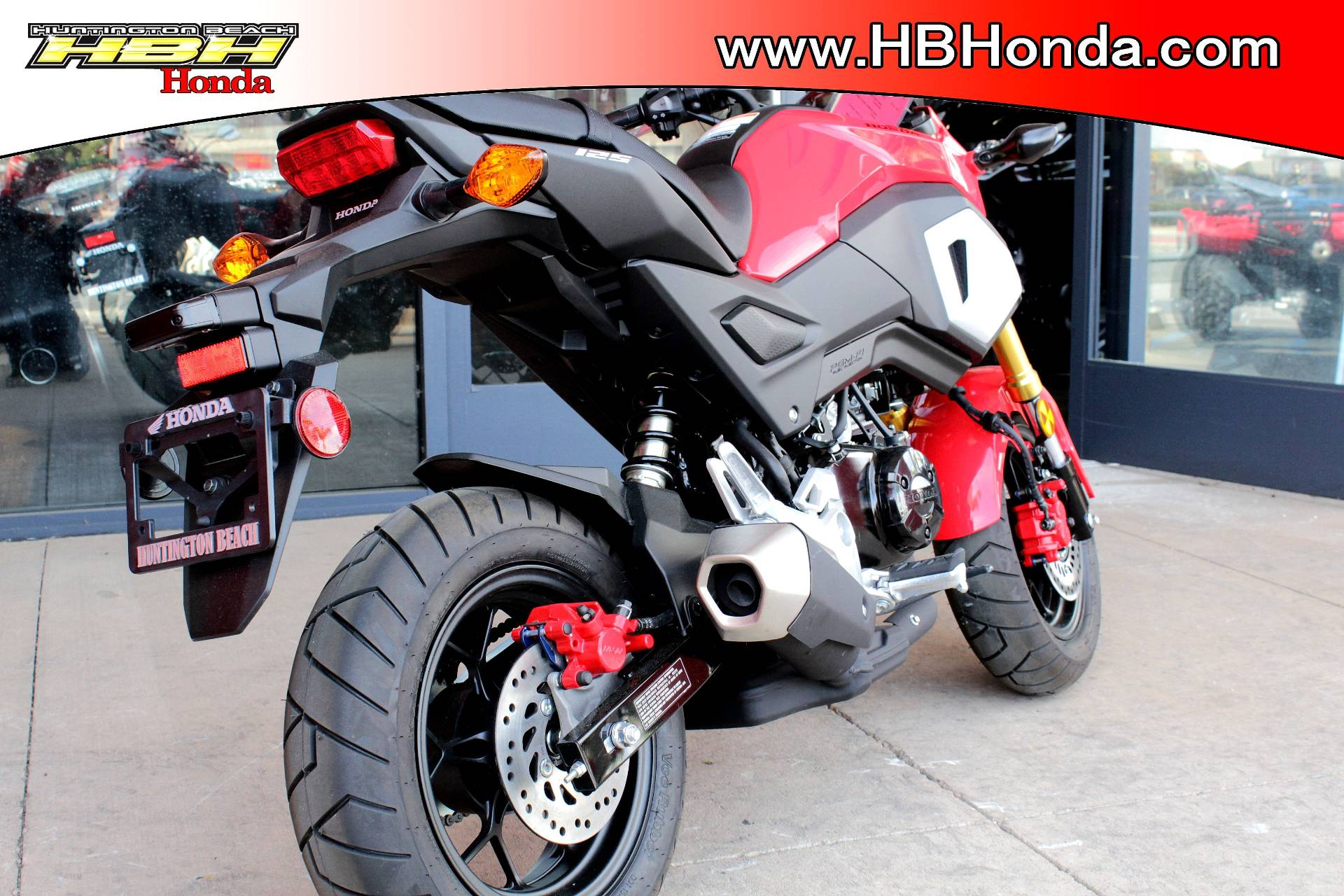 2019 Honda Grom in Huntington Beach, California - Photo 3