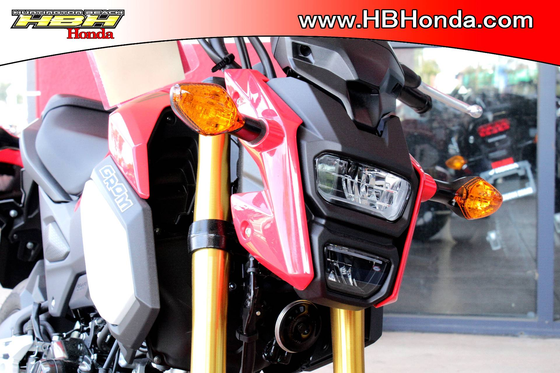 2019 Honda Grom in Huntington Beach, California - Photo 4
