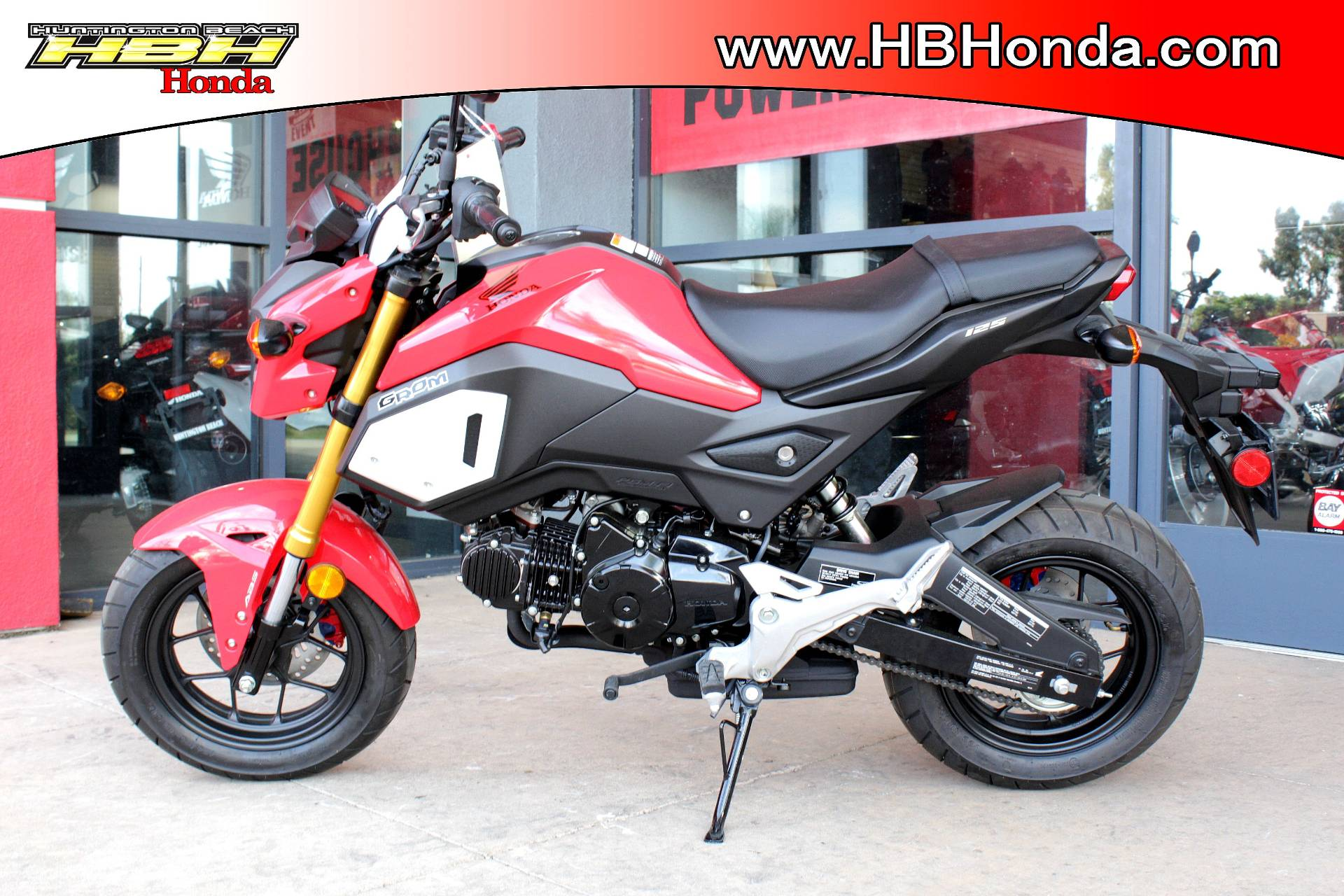 2019 Honda Grom in Huntington Beach, California - Photo 5