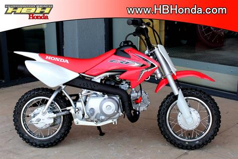 2019 Honda CRF50F in Huntington Beach, California