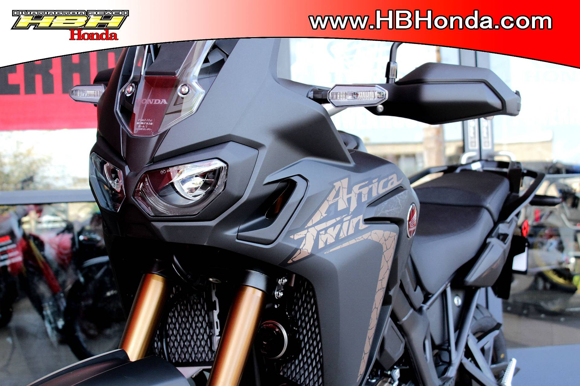2018 Honda Africa Twin in Huntington Beach, California - Photo 4