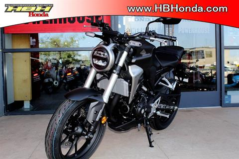 2019 Honda CB300R ABS in Huntington Beach, California
