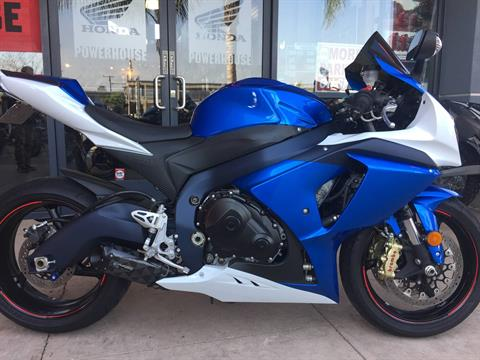 2013 Suzuki GSXR1000R in Huntington Beach, California