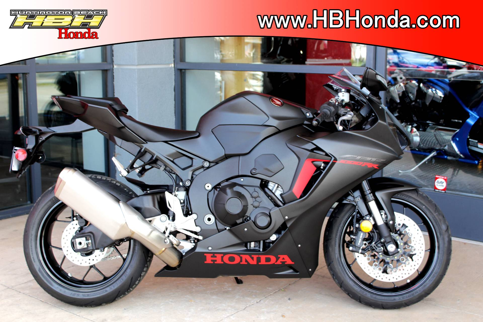 2017 Honda CBR1000RR in Huntington Beach, California - Photo 1